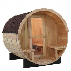 Barrel Sauna